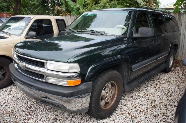 2002 chevrolet suburban 1500 ls 1500 ls 2wd 4dr suv for sale in pembroke park florida. Black Bedroom Furniture Sets. Home Design Ideas
