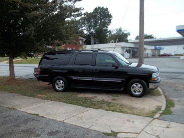2002 chevrolet suburban 1500 ls for sale in griffin georgia classified. Black Bedroom Furniture Sets. Home Design Ideas
