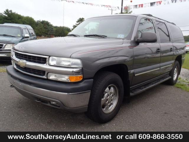 2002 chevrolet suburban 1500 ls for sale in bridgeton new jersey classified. Black Bedroom Furniture Sets. Home Design Ideas