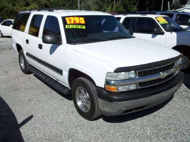 2002 chevrolet suburban 1500 ls for sale in lakeland florida classified. Black Bedroom Furniture Sets. Home Design Ideas