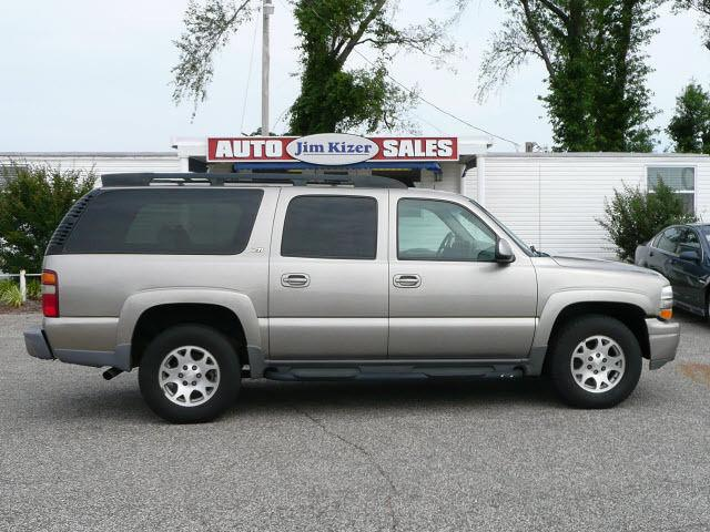 2002 chevrolet suburban 1500 lt for sale in union city tennessee classified. Black Bedroom Furniture Sets. Home Design Ideas