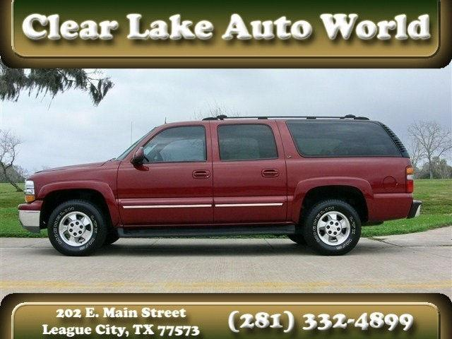 2002 chevrolet suburban 1500 lt for sale in league city texas classified. Black Bedroom Furniture Sets. Home Design Ideas