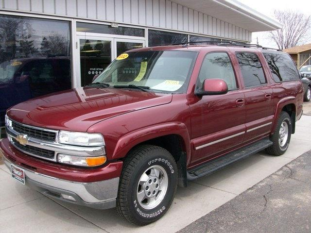 2002 chevrolet suburban 1500 lt for sale in cadott wisconsin classified. Black Bedroom Furniture Sets. Home Design Ideas