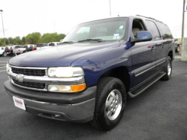 2002 chevrolet suburban 1500 for sale in fort worth texas classified. Black Bedroom Furniture Sets. Home Design Ideas