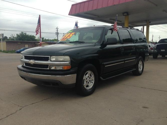2002 chevrolet suburban 4dr 1500 commercial for sale in pasadena texas classified. Black Bedroom Furniture Sets. Home Design Ideas