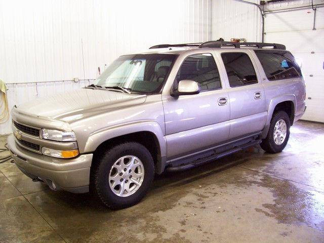 2002 chevrolet suburban z71 for sale in canton south dakota classified. Black Bedroom Furniture Sets. Home Design Ideas