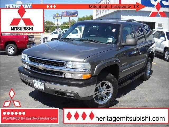 2002 chevrolet tahoe for sale in longview texas classified. Black Bedroom Furniture Sets. Home Design Ideas