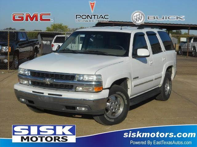 2002 chevrolet tahoe for sale in mount pleasant texas classified. Cars Review. Best American Auto & Cars Review
