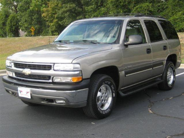 2002 chevrolet tahoe for sale in burlington north carolina classified. Black Bedroom Furniture Sets. Home Design Ideas