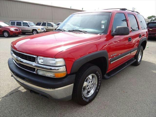 2002 chevrolet tahoe for sale in pekin illinois classified. Black Bedroom Furniture Sets. Home Design Ideas