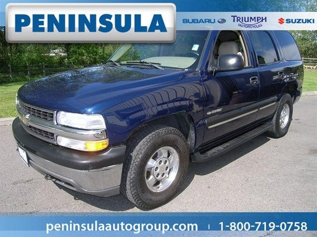 2002 chevrolet tahoe ls for sale in bremerton washington classified. Black Bedroom Furniture Sets. Home Design Ideas