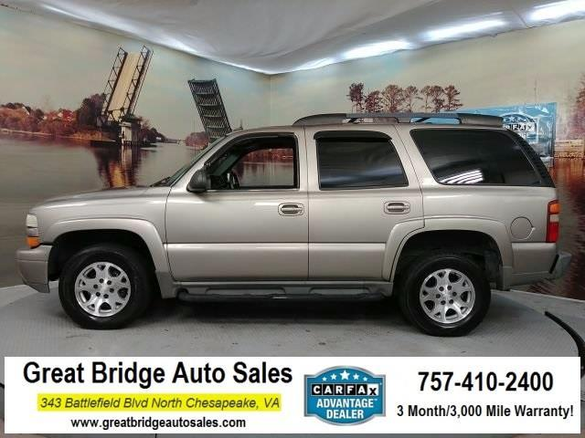 2002 Chevrolet Tahoe LS LS 4WD 4dr SUV