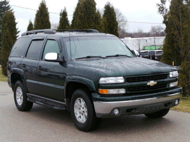 2002 chevrolet tahoe ls ls 4wd 4dr suv for sale in meskegon michigan classified. Black Bedroom Furniture Sets. Home Design Ideas