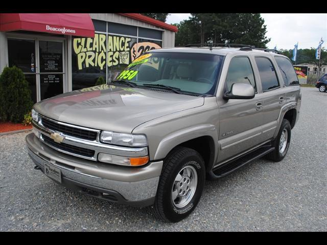 2002 chevrolet tahoe lt for sale in princeton north carolina classified. Black Bedroom Furniture Sets. Home Design Ideas