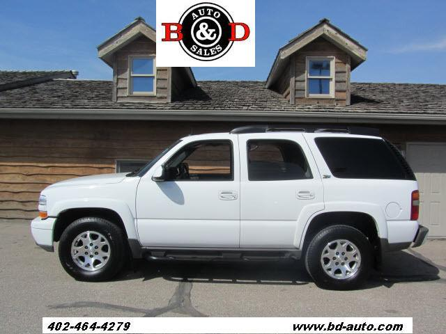 2002 chevrolet tahoe lt for sale in lincoln nebraska classified. Black Bedroom Furniture Sets. Home Design Ideas