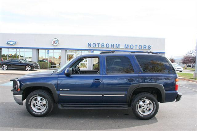 2002 chevrolet tahoe lt for sale in miles city montana for Notbohm motors used cars