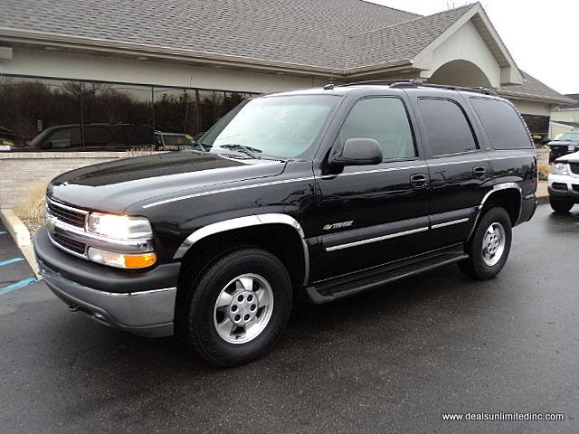 2002 chevrolet tahoe lt for sale in portage michigan classified. Black Bedroom Furniture Sets. Home Design Ideas