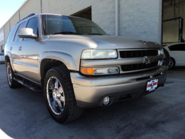 2002 chevrolet tahoe lt for sale in new braunfels texas classified. Black Bedroom Furniture Sets. Home Design Ideas