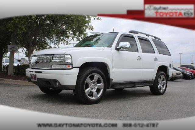 2002 chevrolet tahoe lt lt 4wd 4dr suv for sale in daytona beach florida classified. Black Bedroom Furniture Sets. Home Design Ideas