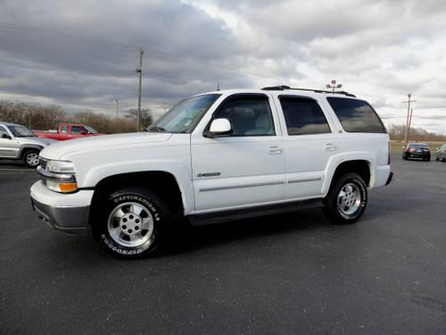 2002 chevrolet tahoe suv 4x4 lt for sale in mineral wells mississippi classified. Black Bedroom Furniture Sets. Home Design Ideas