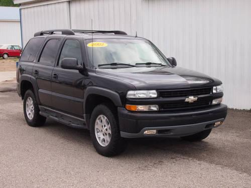 2002 chevrolet tahoe suv 4x4 z71 for sale in new era michigan classified. Black Bedroom Furniture Sets. Home Design Ideas