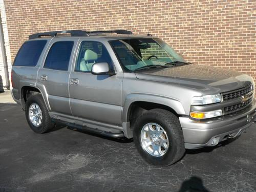 2002 chevrolet tahoe suv lt z71 for sale in bull valley illinois classified. Black Bedroom Furniture Sets. Home Design Ideas