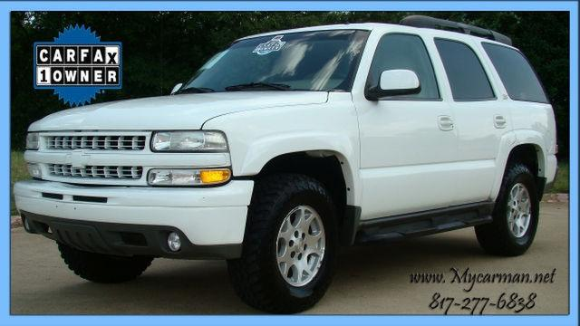 2002 chevrolet tahoe z71 for sale in arlington texas classified. Black Bedroom Furniture Sets. Home Design Ideas