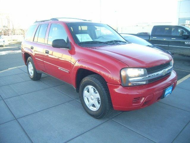 2002 chevrolet trailblazer 4dr 4x4 for sale in billings montana classified. Black Bedroom Furniture Sets. Home Design Ideas