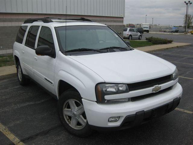2002 Chevrolet TrailBlazer EXT LT for Sale in Machesney Park, Illinois Classified ...