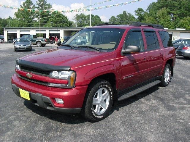2002 chevrolet trailblazer ext lt for sale in longs south carolina classified. Black Bedroom Furniture Sets. Home Design Ideas