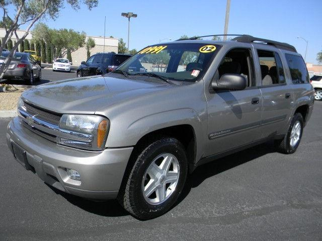2002 chevrolet trailblazer ext lt for sale in las vegas nevada classified. Black Bedroom Furniture Sets. Home Design Ideas