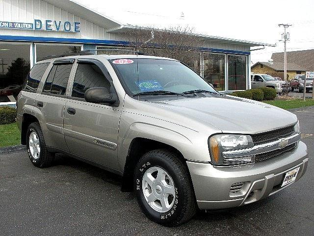 2002 chevrolet trailblazer ls for sale in alexandria indiana classified. Black Bedroom Furniture Sets. Home Design Ideas
