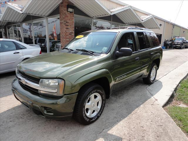 2002 chevrolet trailblazer ls for sale in thibodaux louisiana classified. Black Bedroom Furniture Sets. Home Design Ideas