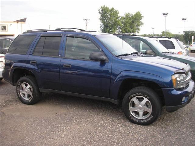 2002 Chevrolet Trailblazer Ls For Sale In Vadnais Heights