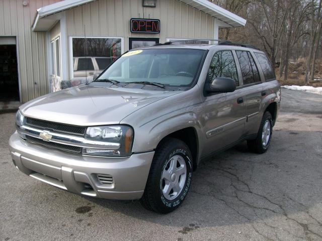 2002 chevrolet trailblazer ls for sale in middlebury indiana classified. Black Bedroom Furniture Sets. Home Design Ideas