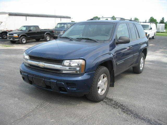 2002 chevrolet trailblazer ls for sale in bangor wisconsin classified. Black Bedroom Furniture Sets. Home Design Ideas