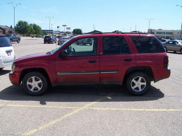 2002 Chevrolet Trailblazer Ls For Sale In Sioux Falls