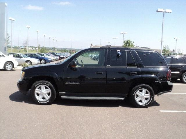 2002 Chevrolet Trailblazer Ltz For Sale In Sioux Falls