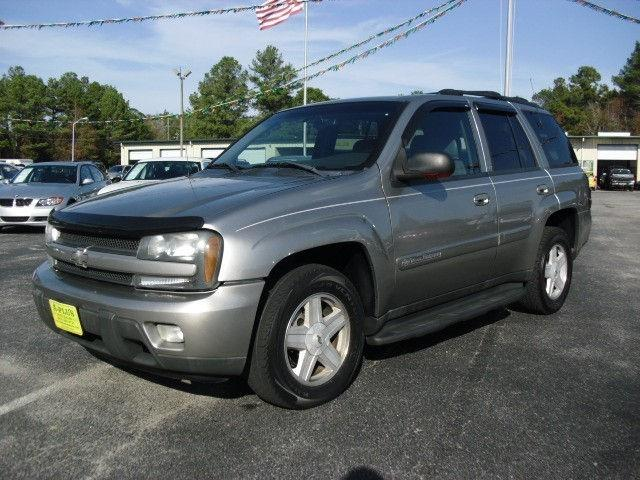 2002 chevrolet trailblazer ltz for sale in longs south carolina. Cars Review. Best American Auto & Cars Review
