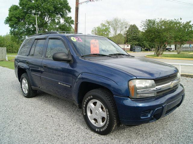 2002 chevrolet trailblazer for sale in abbeville louisiana classified. Cars Review. Best American Auto & Cars Review