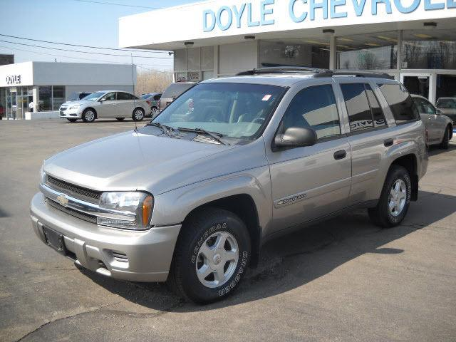 2002 chevrolet trailblazer for sale in webster new york classified. Cars Review. Best American Auto & Cars Review