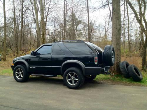 2002 chevy blazer ls zr2 mean looking for sale in rock tavern new york classified. Black Bedroom Furniture Sets. Home Design Ideas