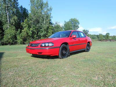 2002 chevy impala for sale in caro michigan classified. Black Bedroom Furniture Sets. Home Design Ideas