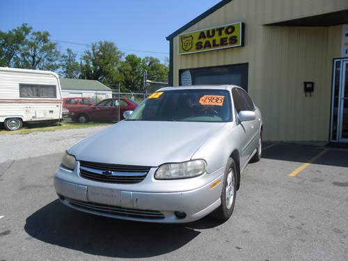 2002 chevy malibu ls for sale in royal tennessee classified. Black Bedroom Furniture Sets. Home Design Ideas