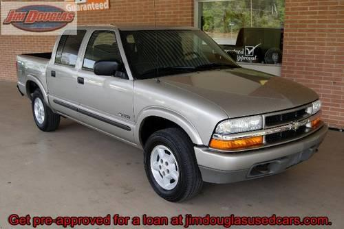 2002 Chevy S10 Crew Cab LS 4x4 60K Miles *Reduced - Won't ...