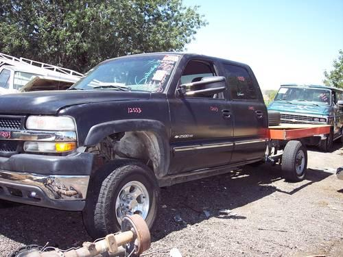 2002 Chevy Silverado 2500hd Pick Up Parts For Sale In Glendale