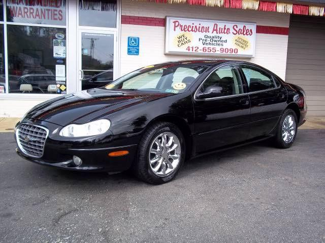 2002 chrysler concorde limited for sale in pleasant hills. Cars Review. Best American Auto & Cars Review