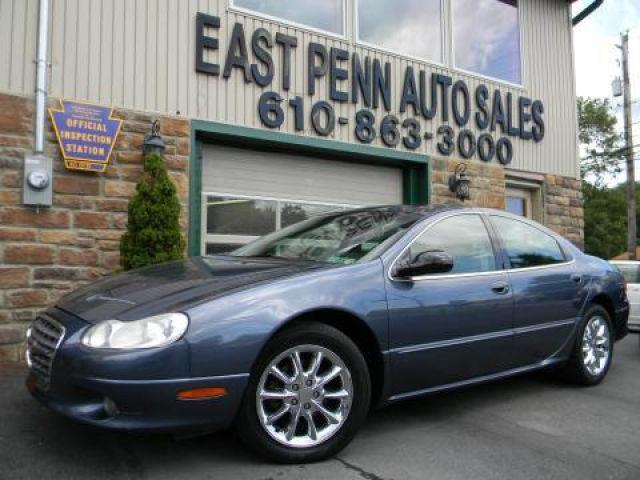 2002 chrysler concorde limited for sale in pen argyl pennsylvania. Cars Review. Best American Auto & Cars Review