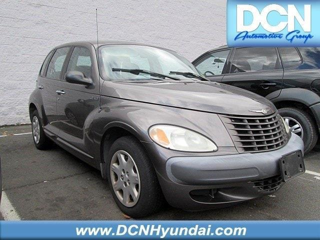 2002 Chrysler PT Cruiser Base 4dr Wagon