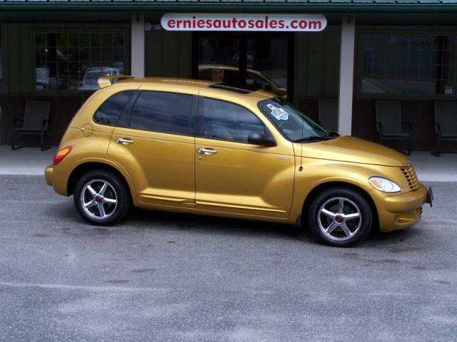 Adams Auto Sales >> 2002 Chrysler PT Cruiser Dream Cruiser for Sale in North ...